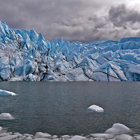 Alaska Glacier by Eric Abbott - Landscapes Travel