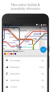 Tube Map London Underground Screenshot 6