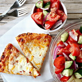 Cucumber Tomato Onion Salad Red Wine Vinegar Recipes