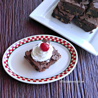 Diet Dr Pepper® Brownies & a Sweet Spring FUNd Giveaway