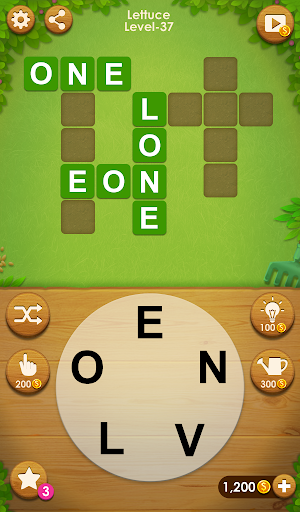 Word Farm Cross screenshots 1