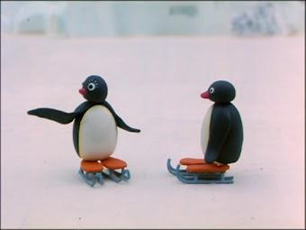 Pingu's First Kiss