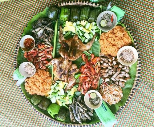 Phong Nha Kẻ Bàng, đậm đà ẩm thực miền di sản