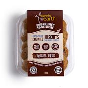 Sugar-Free Chocolate Chip Cookies