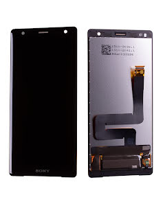 Xperia XZ2 Display Original Black