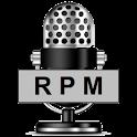 Acoustic Tachometer (RPM) icon