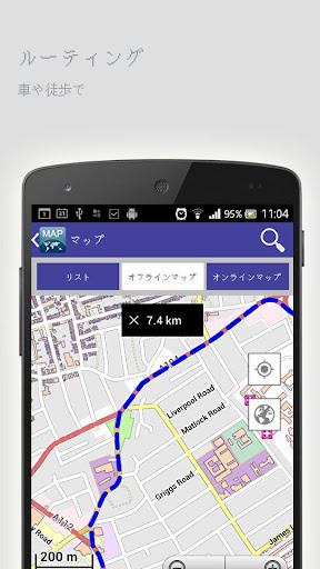 玩旅遊App|ウィチタオフラインマップ免費|APP試玩