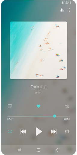 Samsung Music 16.1.93-9 screenshots 1