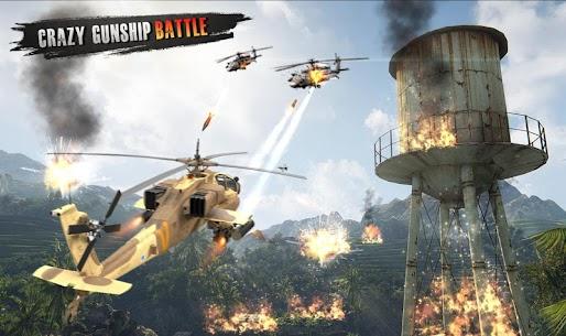 Gunship Battle Helicopter : Best Helicopter Games 4