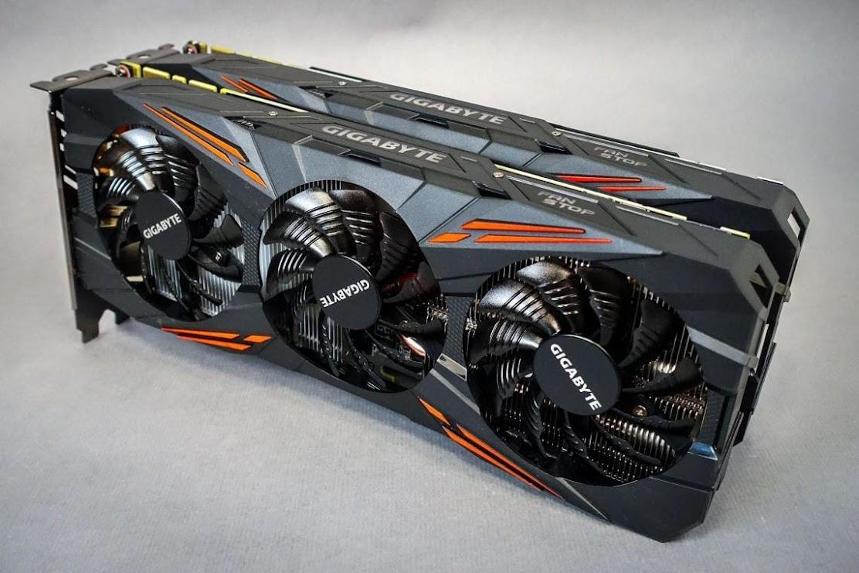 Gigabyte trình làng card đồ họa sử dụng GPU Nvidia GTX 1080 G1 Gaming
