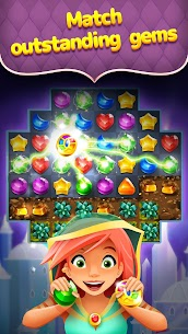 Genies & Gems – Jewel & Gem Matching Adventure 2