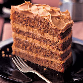 Mary Berry's cappuccino coffee cake.