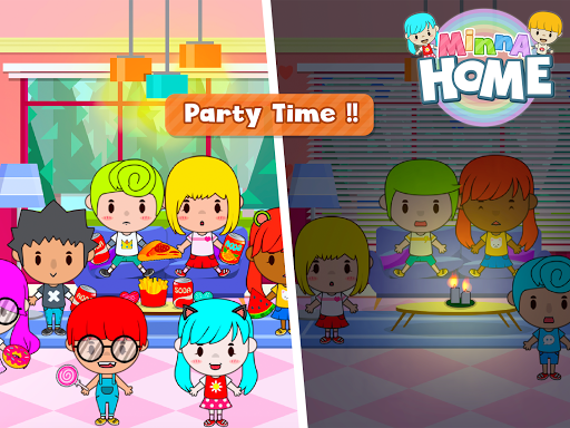 Minna Home Sweet Pretend Playground 1.1.1 screenshots 18