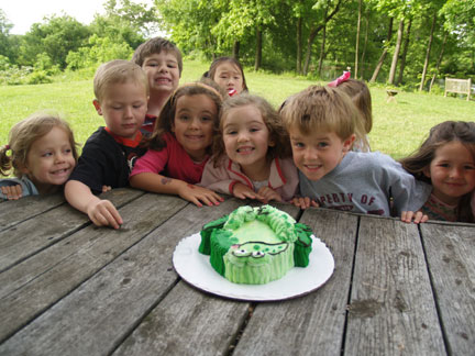 Image result for irvine nature center birthday parties