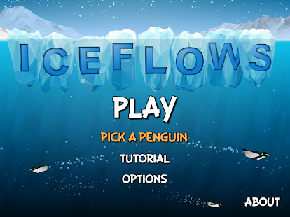 Ice Flows- screenshot thumbnail