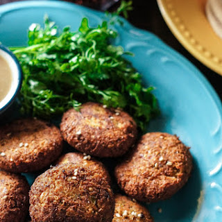 Falafel – Veggie patties and health!