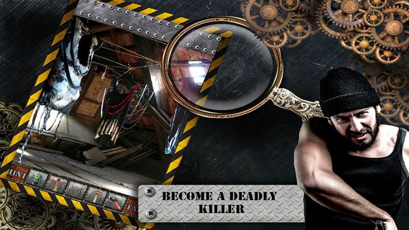 Скриншот Hidden Object Games New Free Dangerous Mechanic
