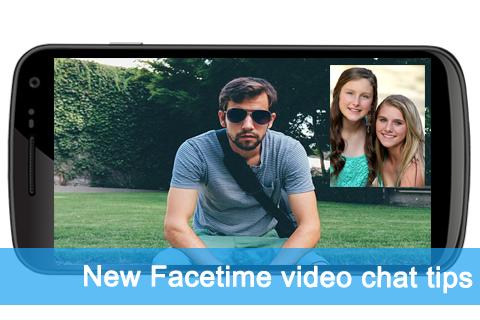 Facetime ビデオ チャットの新しいヒント