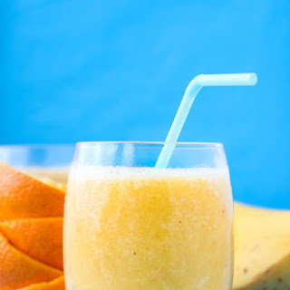 Orange Creamsicle Smoothie Recipes