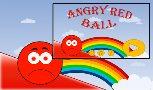 The Angry Red Ball