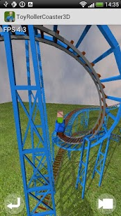 Toy RollerCoaster 3D - náhled