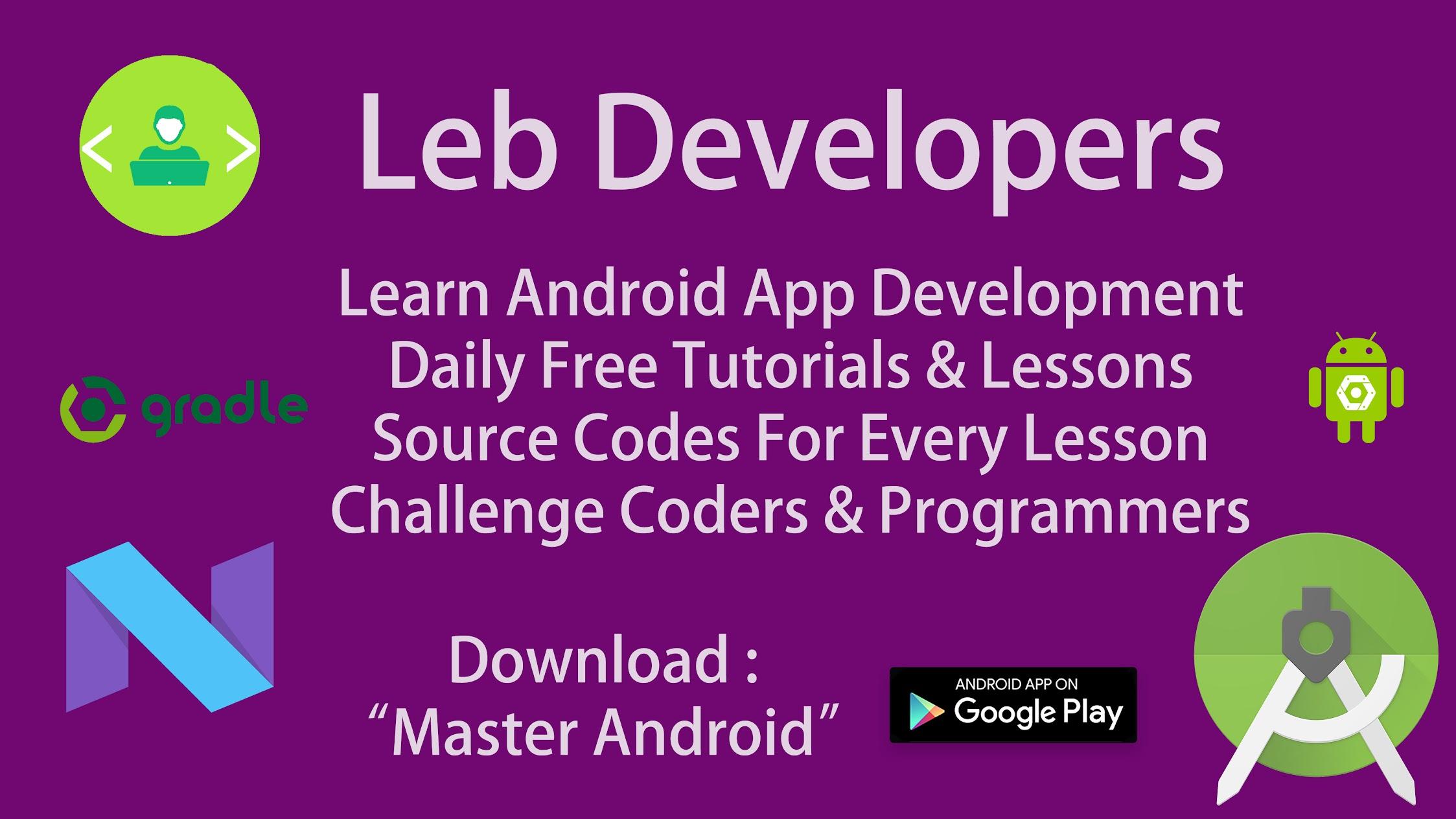 Leb Developers