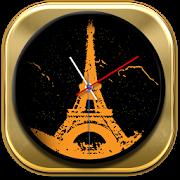Paris Clock Widget