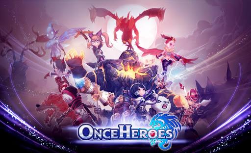免費下載角色扮演APP|Once Heroes app開箱文|APP開箱王