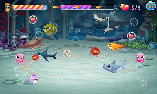 Fish Zombies- screenshot thumbnail