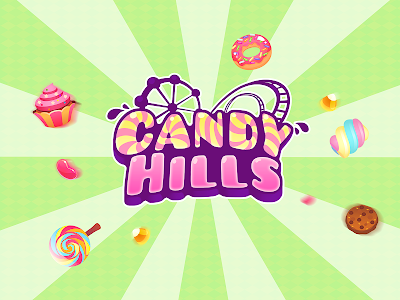 Candy Hills - Park Tycoon v1.0 (Mod Money/Ad-Free)