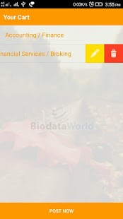 BiodataWorld- screenshot thumbnail