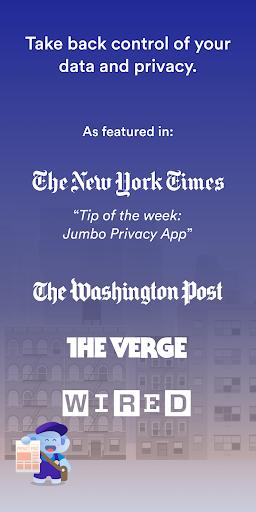 Jumbo: Privacy + Security screenshots 1