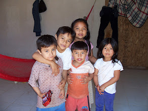 Photo: Children at Mayan village