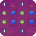 Dual Space : Parallel Apps (Clone Apps) icon