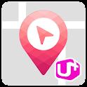 U네비 icon