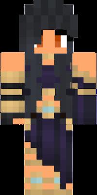 Aphmau minecraft skin