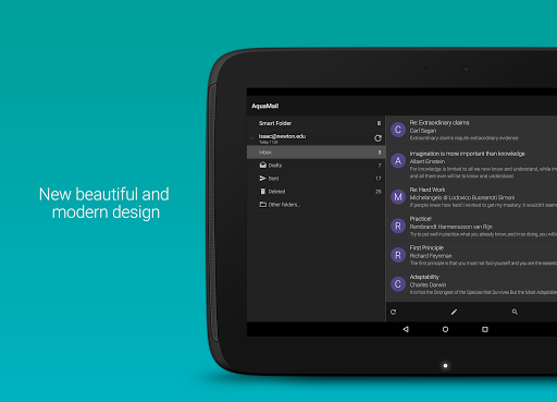 MobiSystems AquaMail - Email App 1.14.2-840 screenshots 12