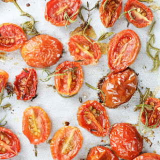 Roasting Tomatoes at Home