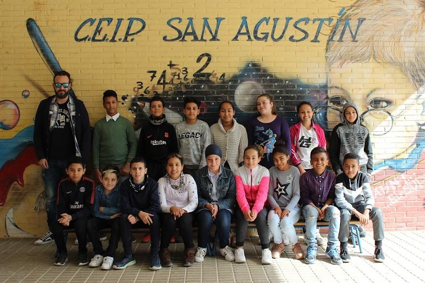 San Agustín. San Agustín, 6ºA
