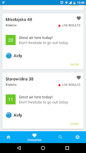 Airly- screenshot thumbnail