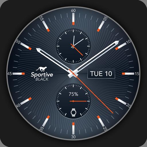 Sportive Watch Face
