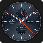 Sportive Watch Face Icon