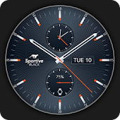 Sportive Watch Face