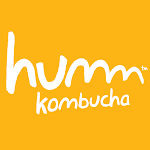 Logo of Humm Kombucha Strawberry Lemonade