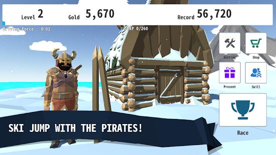 Pirate Skiing google play ile ilgili görsel sonucu
