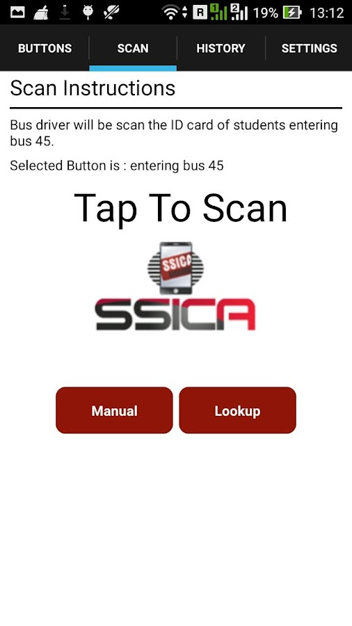 SSICA 2.0- screenshot