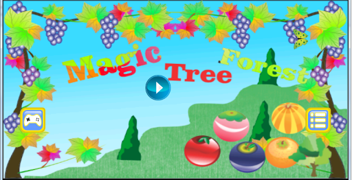 Magic Forest Tree