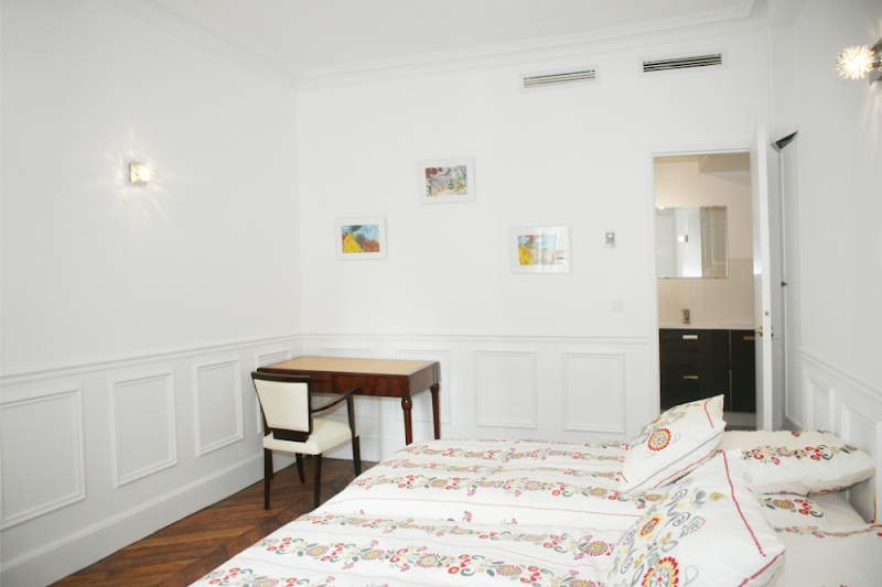 short stay apartment opera paris