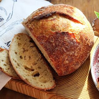 No Knead Bread.