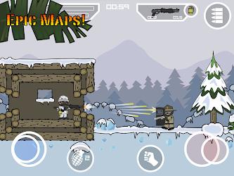 دانلود Mini Militia - Doodle Army 2